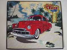 Chevy Cruise Night Quilt
