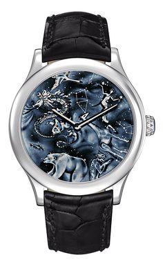 Van Cleef & Arpels Midnight Nuit Boreale