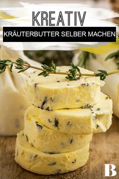 Make herb butter yourself: 10 creative recipes – Famous Last Words Barbecue Sauce Recipes, Pulled Pork Recipes, Oven Recipes, Herb Recipes, Grilled Chicken Recipes, Easy Chicken Recipes, Bbq Chicken Legs, Barbecue Side Dishes, Herb Butter