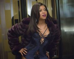 Here's a Sneak Peak of Cookie Lyon's Sexiest Empire Look Yet!  #InStyle