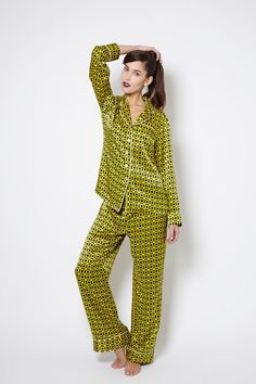 Pyjama Party! 8 Comfy Pyjama Sets http://www.lingerie-stylist.com/style/pyjama-party-8-comfy-pyjama-sets/