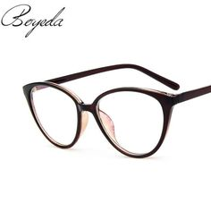 731b0d2dcb9 2017 Brand Vintage Eyeglasses Eyewear Frames Women Men Eye Glasses Frames  Women Lady Degree Optical Eyeglass Spectacle Frame