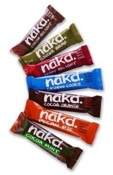 Nakd bars #tasty #healthy #snack