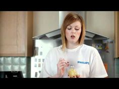 Philips AirFryer -- How to cook jacket potatoes