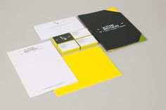 Stationery for The Stow Brothers, Build, 2014