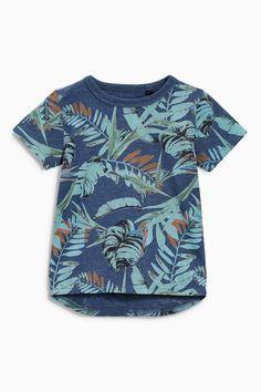 Buy Blue Cool Slogan T-Shirt Two Pack from the Next UK online shop Boy Fashion, Mens Fashion, Cool Slogans, Next Uk, Toddler Boys, Kids, Uk Online, Latest Fashion For Women, Men Casual
