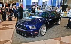 New 2013 Shelby GT 1000