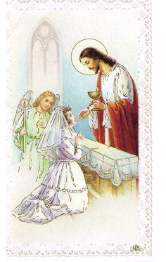 first holy communion   First Holy Communion - Immaculate Conception Academy
