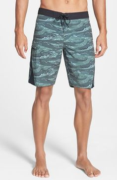 O'Neill 'Superfreak Scallop' Board Shorts available at #Nordstrom
