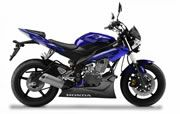 Honda Tiger is a perfect vehicle for adventure in Bali. Rate : USD 14.00. For detail click http://bimasakticarrental.com/tiger.html