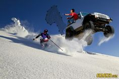 41 New Events That Would Get Us to Watch the Winter Olympics #Sochi #Skiing