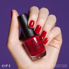 OPI Venice Collection | Amore at the Grand Canal