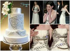 Givenchy inspired cake