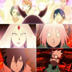 Haha Naruto's Harem Reverse Jutsu Saved the World ❤️❤️❤️ The others' reactions were epic