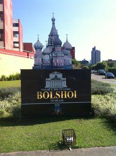 Escola do Teatro Bolshoi no Brasil em Joinville - SC