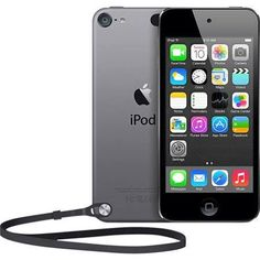 Apple iPod Touch (5th Generation) - 64 GB - Space Gray
