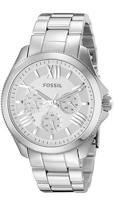#Fossil Women's LE1036 Cecile Analog Display Analog Quartz Brown #Watch