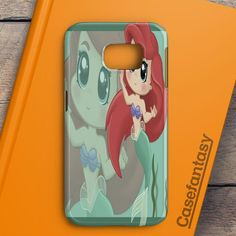 Disney Princess Ariel And Her Sisters The Little Mermaid Samsung Galaxy S6 Case | casefantasy