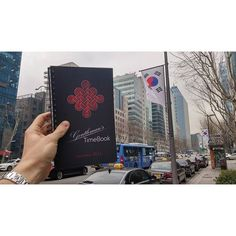 Location: #Downtown #Seoul #SouthKorea   Share your awesome moments with #TimeBook www.timebook.life