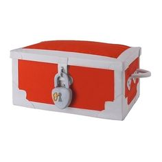 Use a Mystery Box to create interest and excitement in your classroom!   You can decorate any box and use it, but a treasure chest is extra fun!