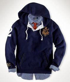 9 Best Ralph Lauren Hoodies images   Ralph lauren jackets, Polo ... 91069330bc3