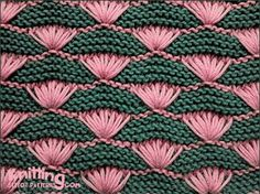 "Knitting Stitch Patterns – ""Google+"""