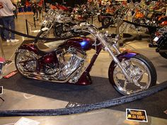 Custom Moped, Custom Choppers, Custom Harleys, Custom Motorcycles, Custom Bikes, Big Dog Motorcycle, Motorcycle Types, Monster Bike, Motos Harley Davidson