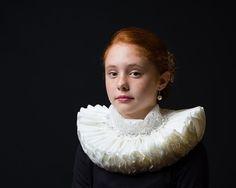 Gouden Eeuw Portret Vina Bicker Photos by Geluk in Beeld Fotografie