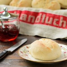 Baking with Heritage: Brötchen (German Hard Rolls) by Magnolia Days