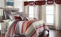 Queen Size Tangiers 24 Piece Comforter Set