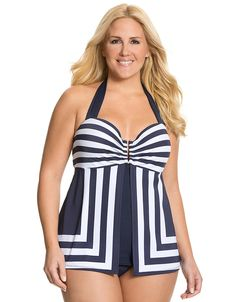 always for me illusion plus size swimsuit black | plus size, plus