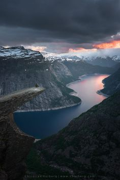 The Edge (Norway) by Christian Hoiberg on 500px