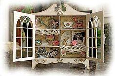 Treasure cabinet