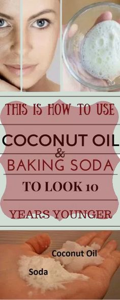 This Is How To Use Coconut Oil And Baking Soda To Look 10 Years Younger http://beautifulclearskin.net/arabica-coffee-scrub-from-majestic/