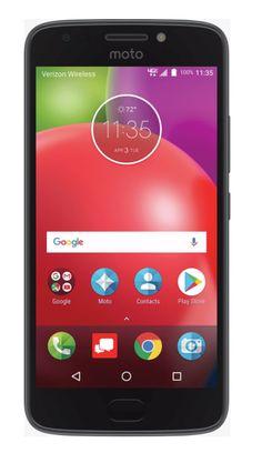 Verizon Motorola Moto E4 Prepaid $39: Can be Unlocked for GSM