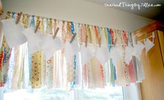 Make Your Own Laundry Color Catchers