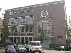 Amstelbrouwerij in Amsterdam (traditionalisme)