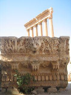 Baalbeck, Lebanon. My pic. 2007.