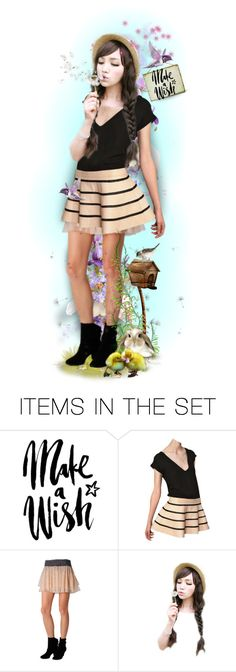 """""""Make A Wish...And Believe It Will Happen"""" by mari-777 ❤ liked on Polyvore featuring art"""