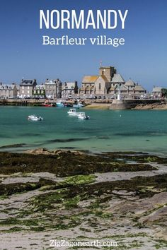 The charming village of Barfleur and the Gatteville lighthouse -- Normandy Travel Tips | Normandy things to do | Normandy Itinerary | Normandy Trip | Normandy Photography | Normandy, France | #Normandy #France