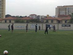 BotafogoDePrimeira: Após dois dias de folga, time volta a treinar com ...