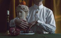 Mara Chevalier - Still Life Portrait Be Still, Still Life, Lucky Number, Portrait, Illustration, Artwork, Photography, Painting, Work Of Art