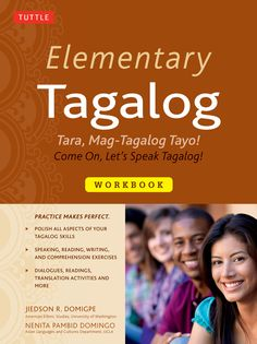 Elementary Tagalog's comprehensive approach will help students master basic Tagalog (Filipino) without frustration. From learning to read Tagalog words and pronounce its sounds to using correct grammar, communicating in dialogues and building vocabulary, learners will be surprised at how quickly their skills in Tagalog language develop. The expert guidance in Elementary Tagalog is carefully sequenced to be the most effective and supportive for beginners and really helps students learn…