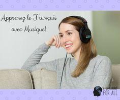 E-Learning For All: Aprender Francês Com Música - Apprenez le français...