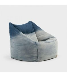 This funky Tucker bean bag is upholstered in high-quality denim. Filling Polystyrene Beads Dimensions (L) x (W) x (H) Online Furniture Stores, Chairs For Sale, Bean Bag Chair, Beans, Bag Chairs, Stuff To Buy, Space, Floor Space, Beanbag Chair