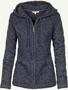 Stylish Fat Face Alicia Navy Hoodie