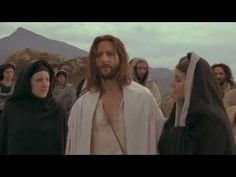 Here's a clip from the movie, the Gospel of John, with Henry Ian Cusick as Jesus. This is the scene from John 11 where Jesus raises Lazarus from the dead.