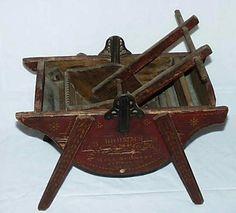 #Antique Patent Model Washing Machine                             ****