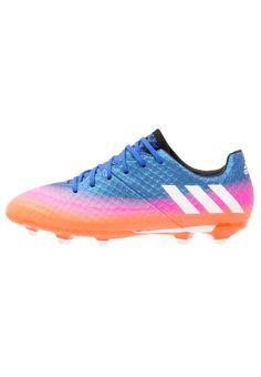 new concept e4848 f7490 Haz clic para ver los detalles. Envíos gratis a toda España. Adidas  Performance MESSI 16.1 FG Botas de fútbol con tacos blue white solar ...