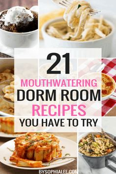 14 best college dorm food images cooking college food recipes rh pinterest com